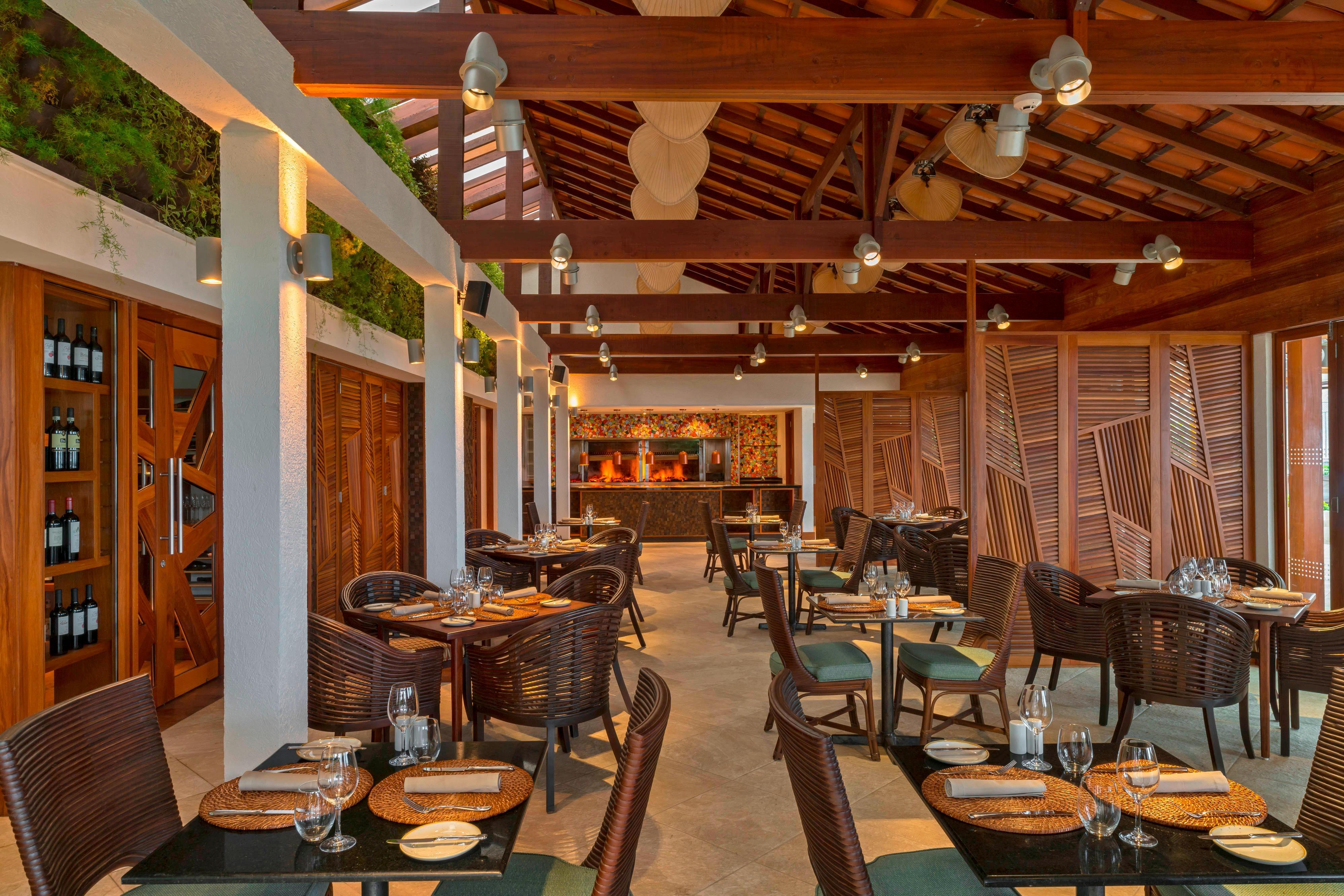 Restaurante churrascaria Casarão