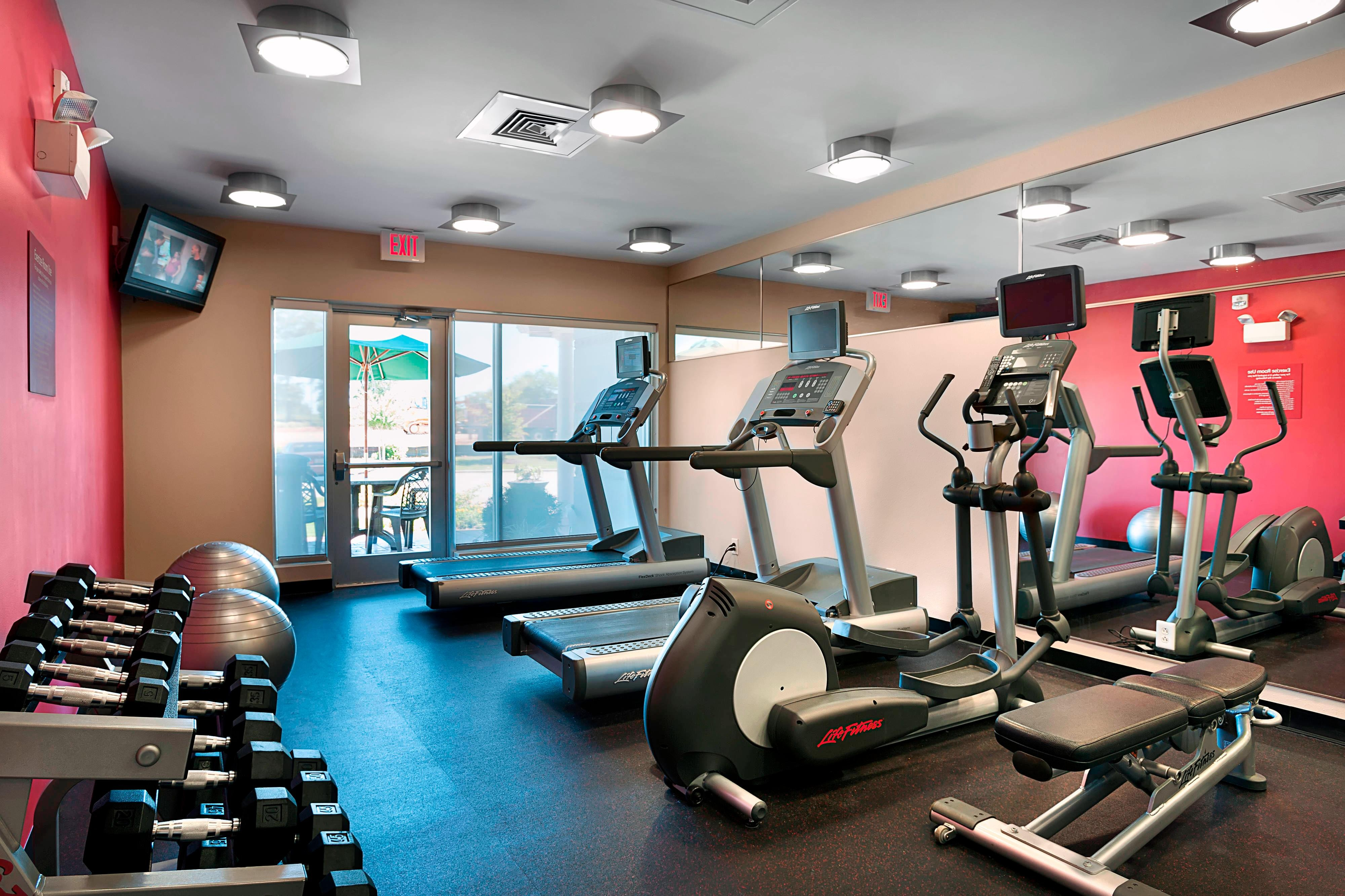 TownePlace Suites of Rock Hill Fitness Center