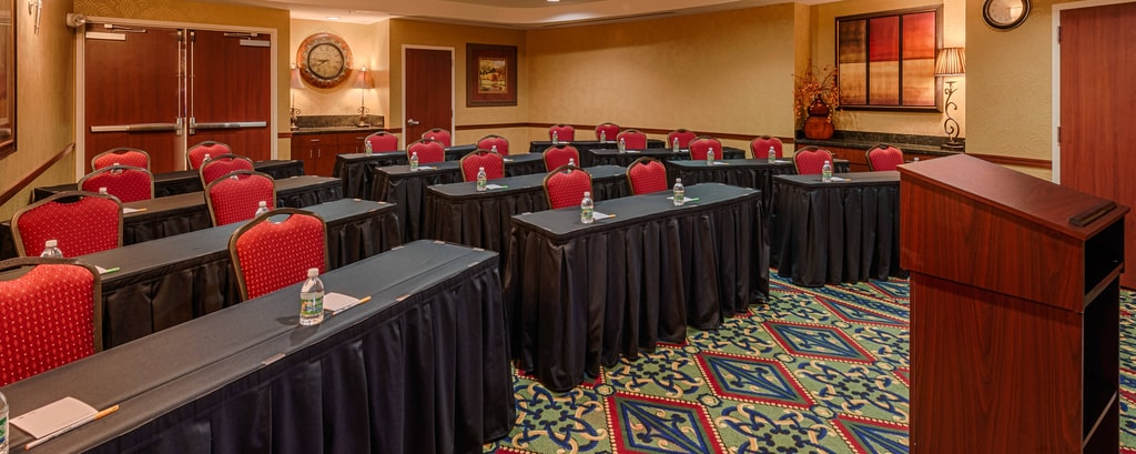 Carson City Hotel Meeting Room