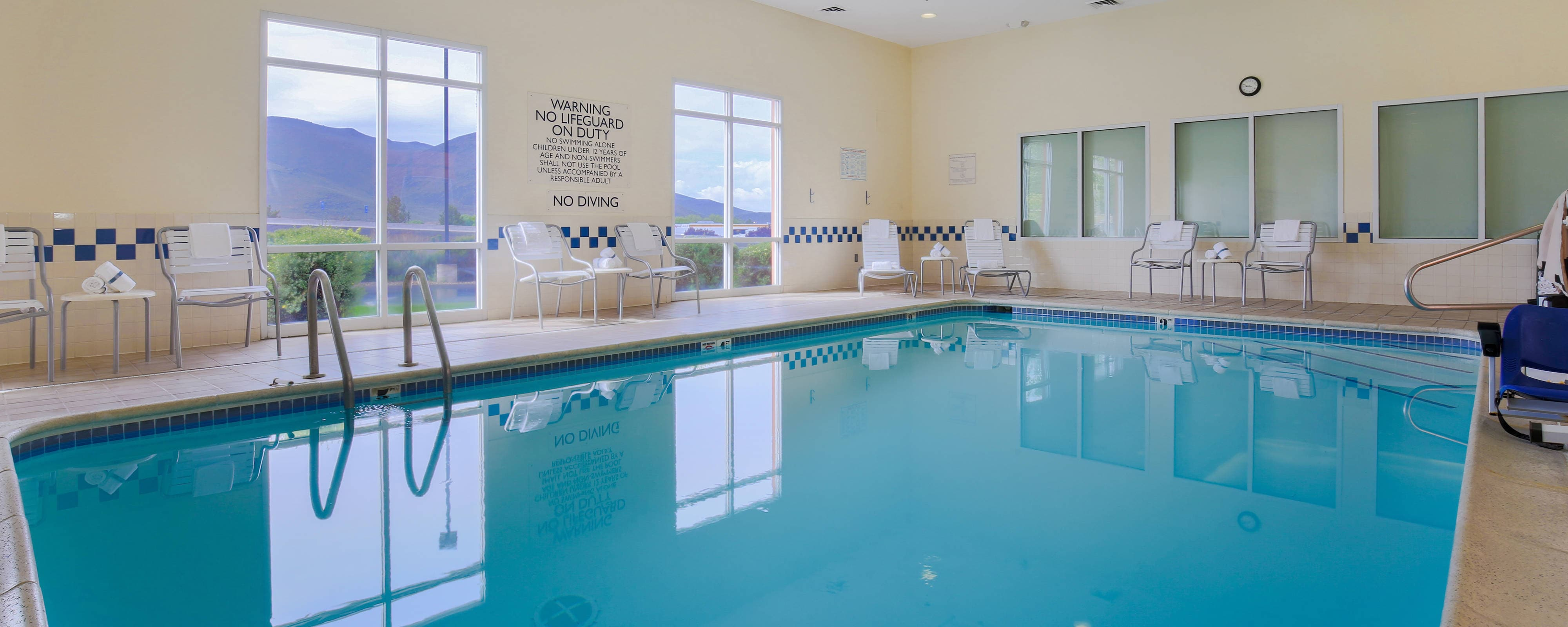 Sparks Nevada Hotel Indoor Pool