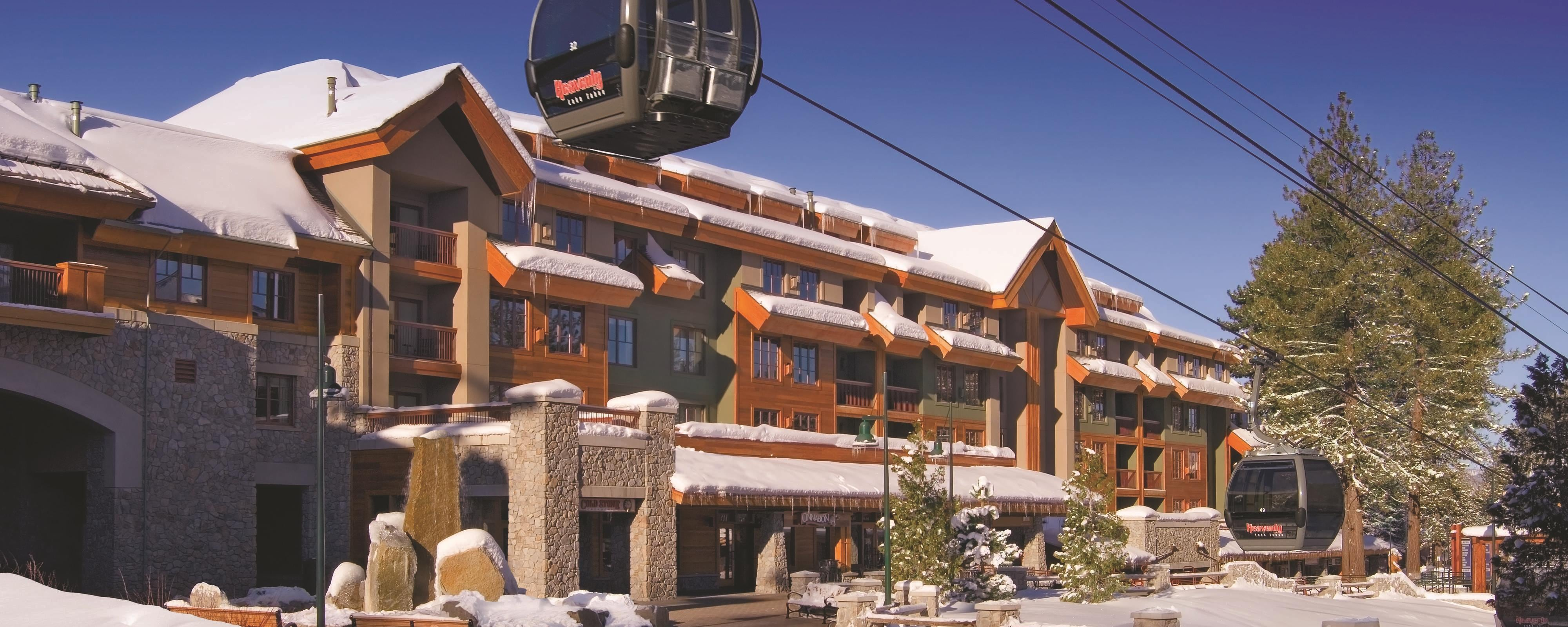 Lake Tahoe Resort Exterior