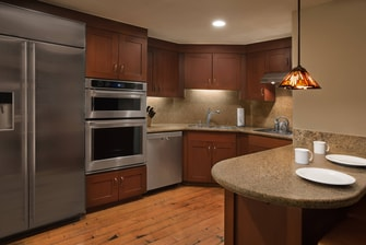 Two- and Three-Bedroom Penthouse - Kitchen