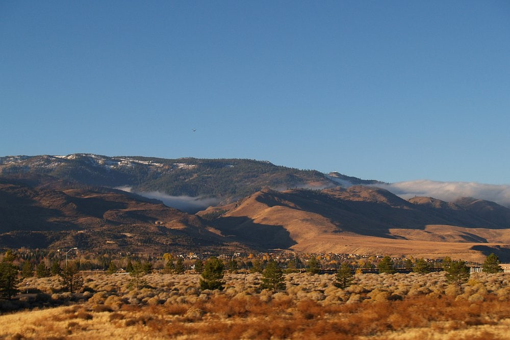 Reno Mountains