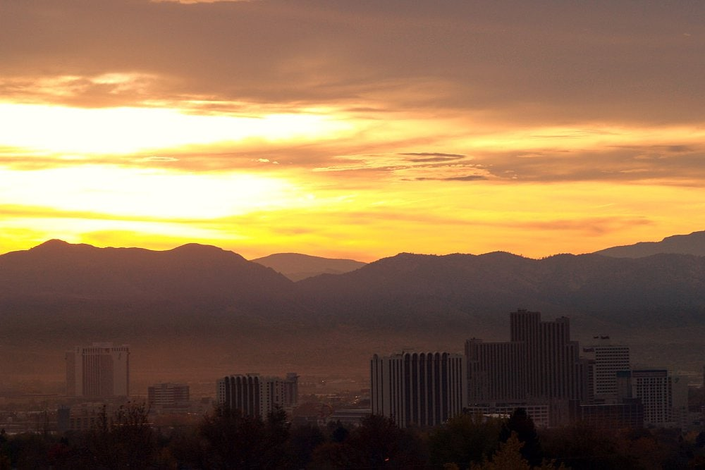 Reno Sunrise