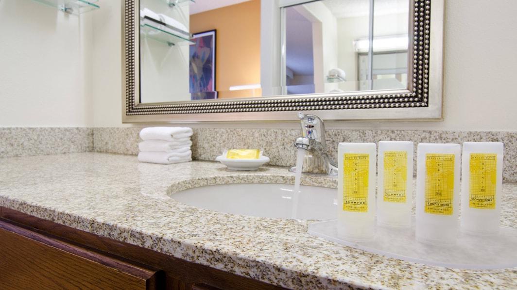 Reno Hotel Bathroom