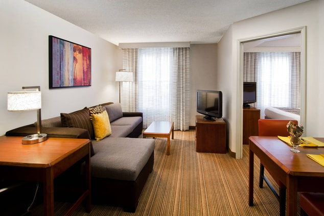 Residence Inn Reno One Bedroom Suite