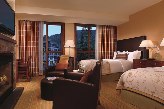 Lake Tahoe - Club Mountain View Guest Room