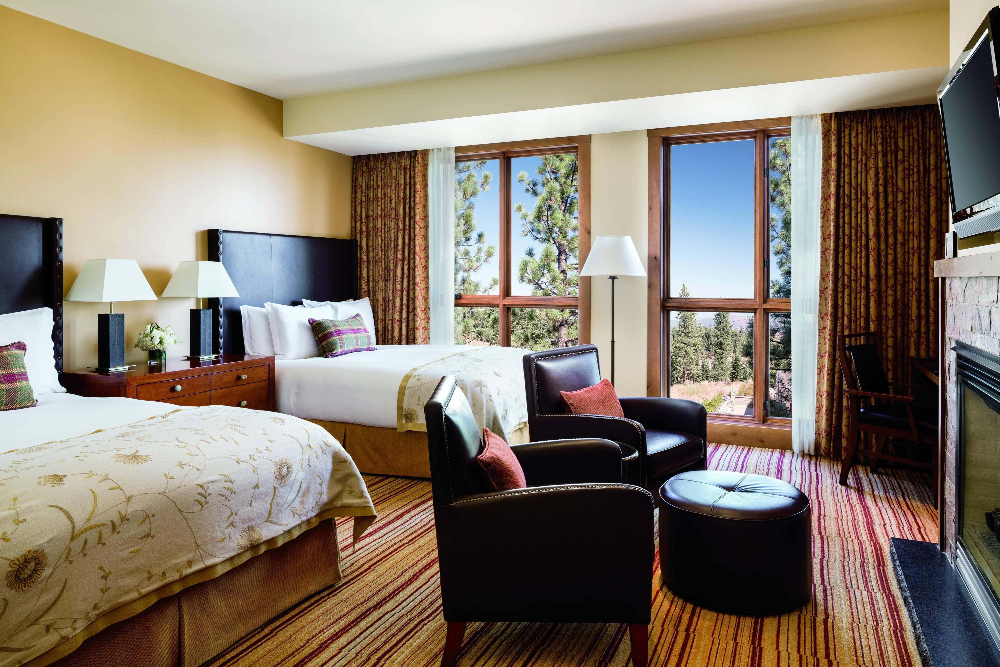 Lake Tahoe Deluxe Guest Rooms