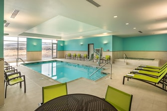 Hotel photos springhill suites reno photo gallery - Reno hotels with indoor swimming pool ...