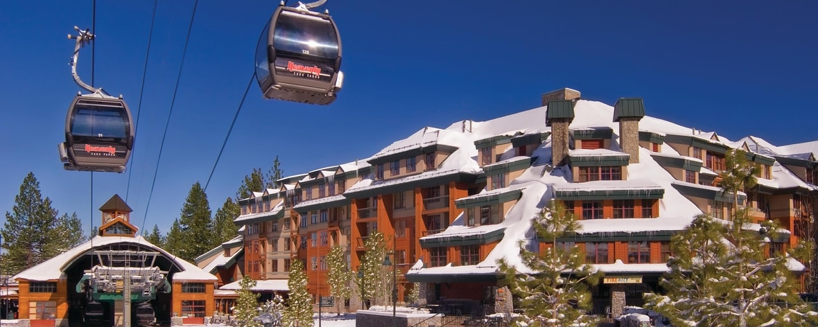 Heavenly Gondola Ski Lift