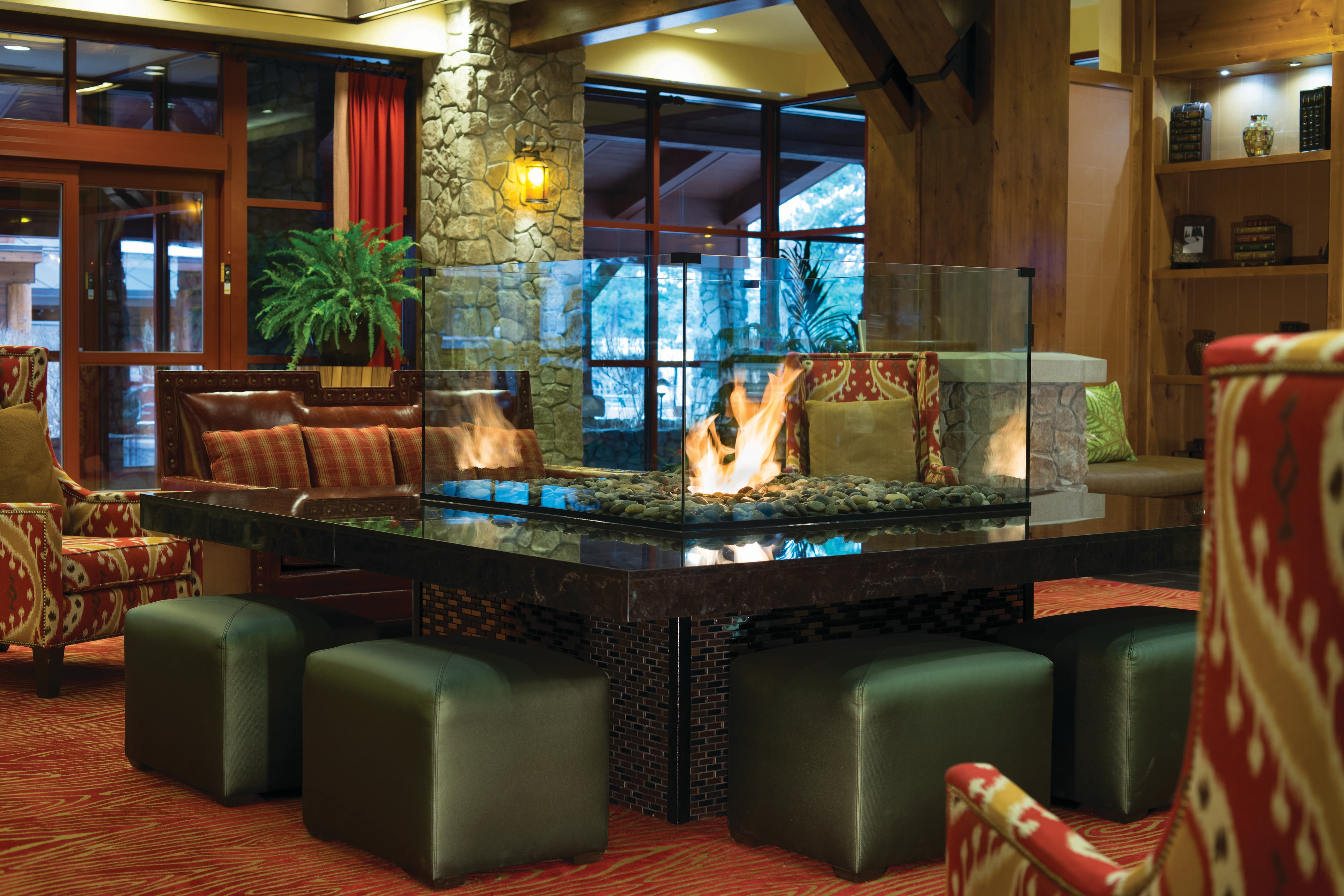 Stateline Nevada Resort Lobby