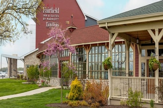 Fairfield Inn & Suites Fair Oaks Farms