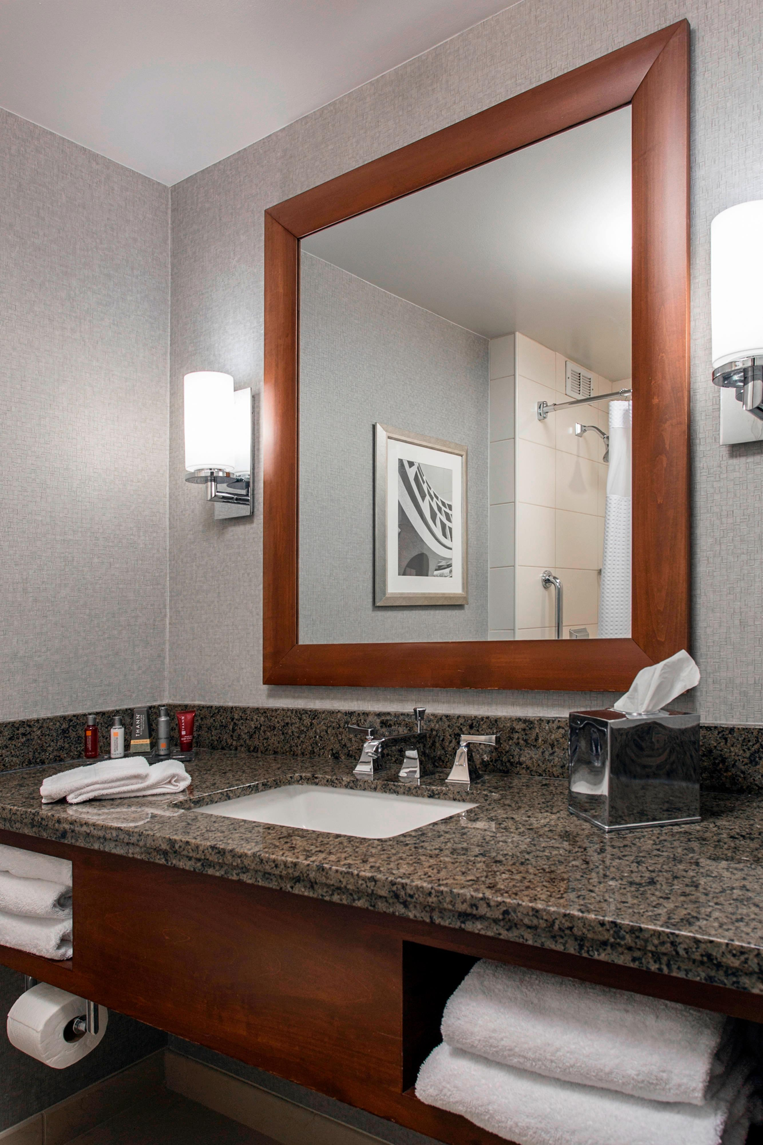 Bathroom for King Guest Room