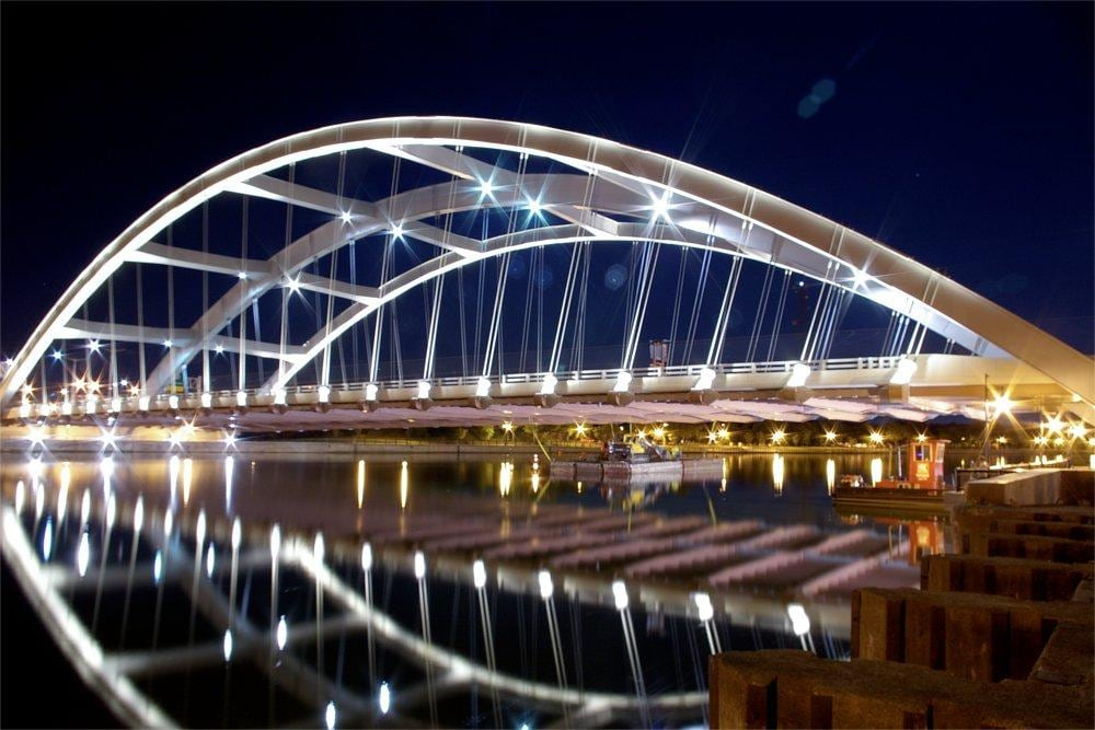 Memorial Bridge Rochester NY Hotel