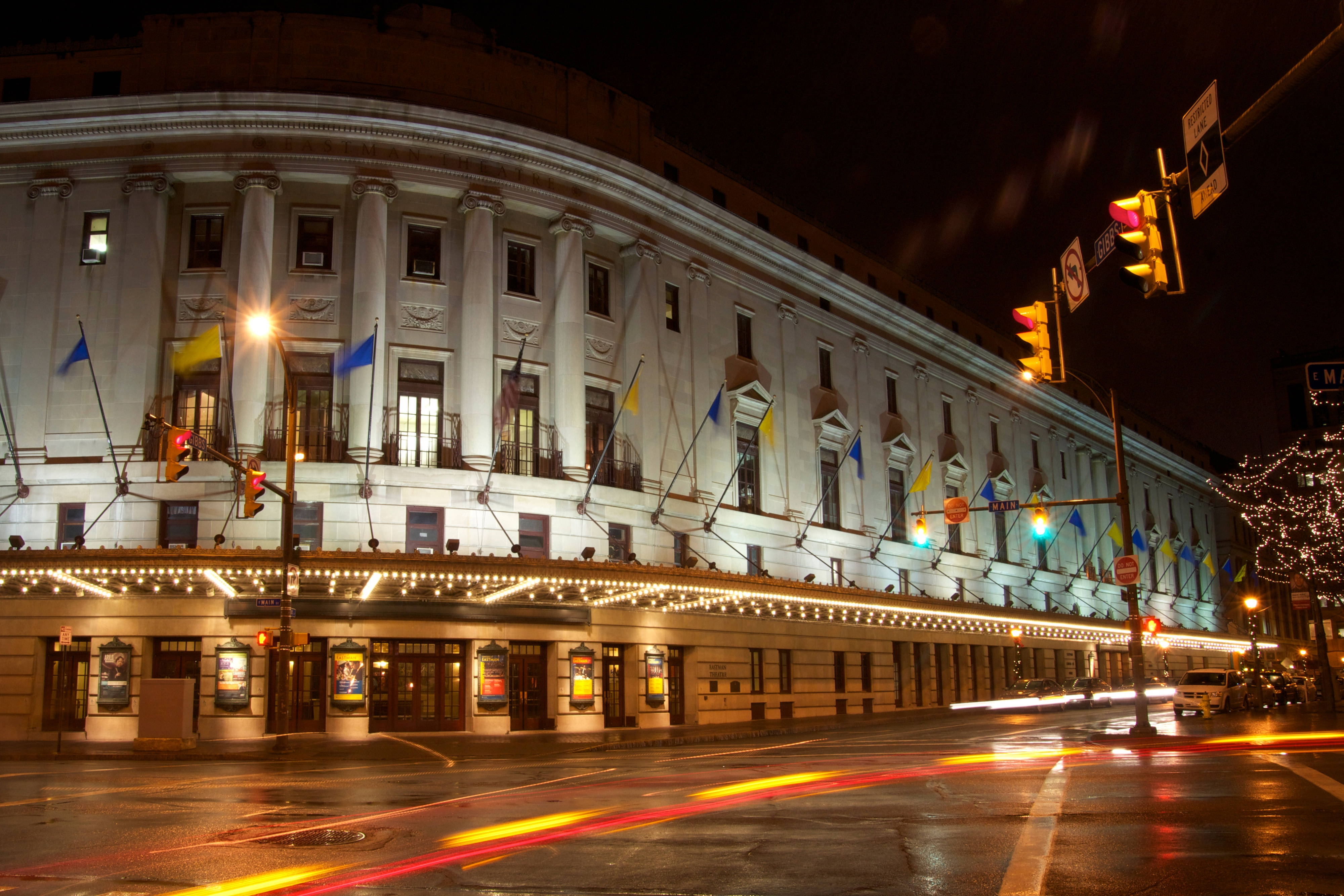 Eastman Theatre Rochester Hotel