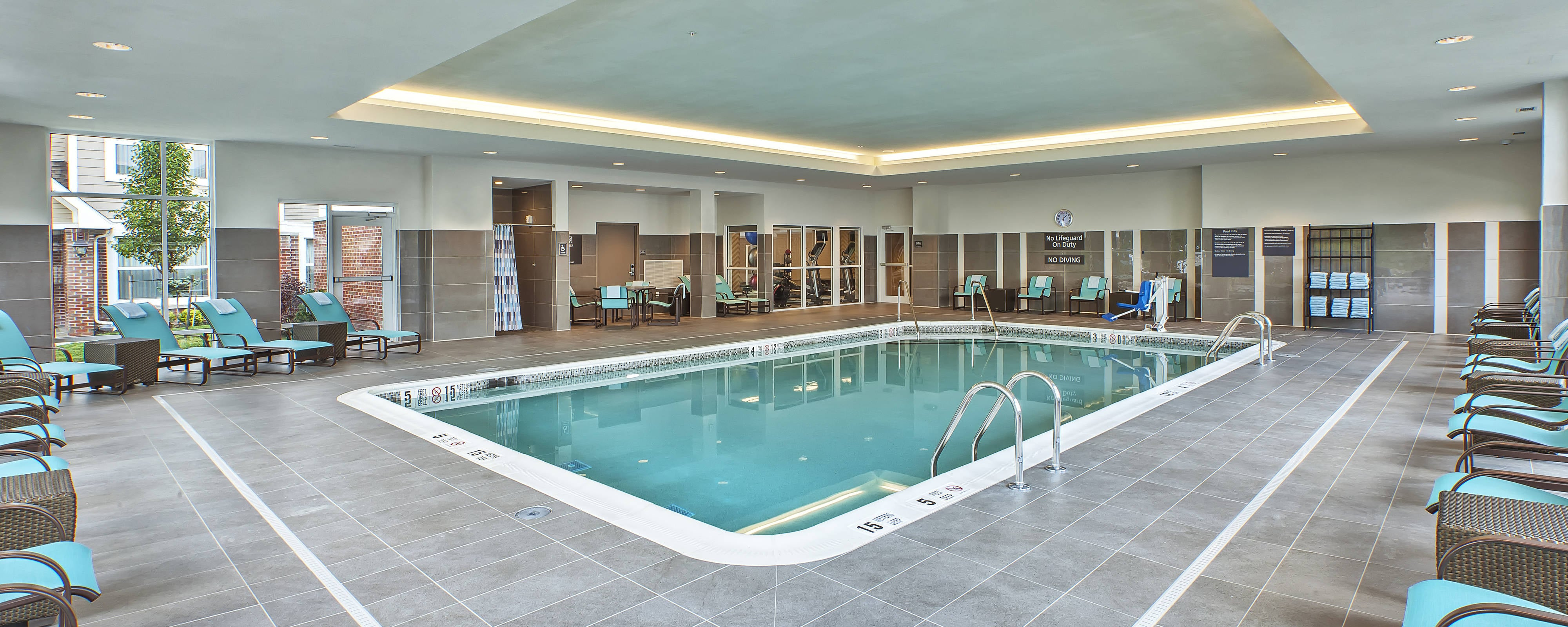 Rochester NY Hotel with Indoor Pool | Residence Inn Rochester