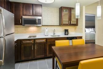 Two-Queen Bedroom Suite Kitchen