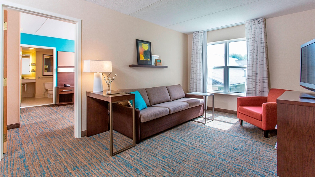 Accessible Two Bedroom Suite