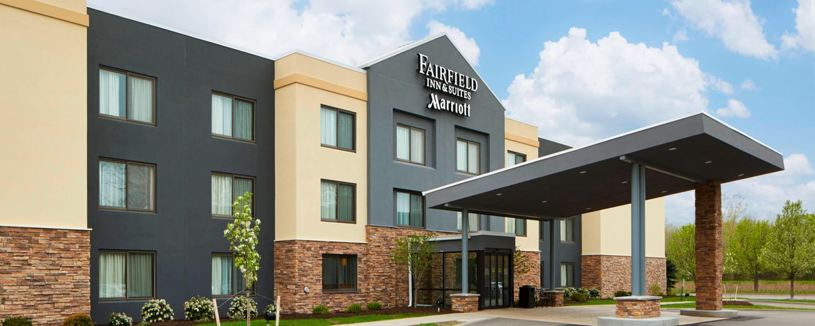Rochester Hotels in Webster, New York | Fairfield Inn and