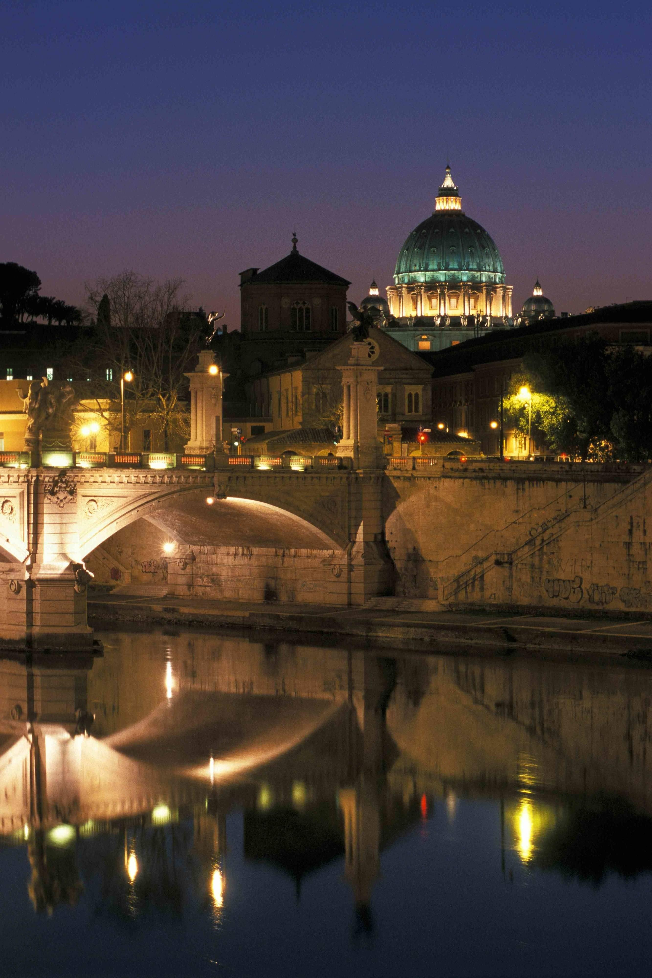 San Pietro and the Vatican City in Rome