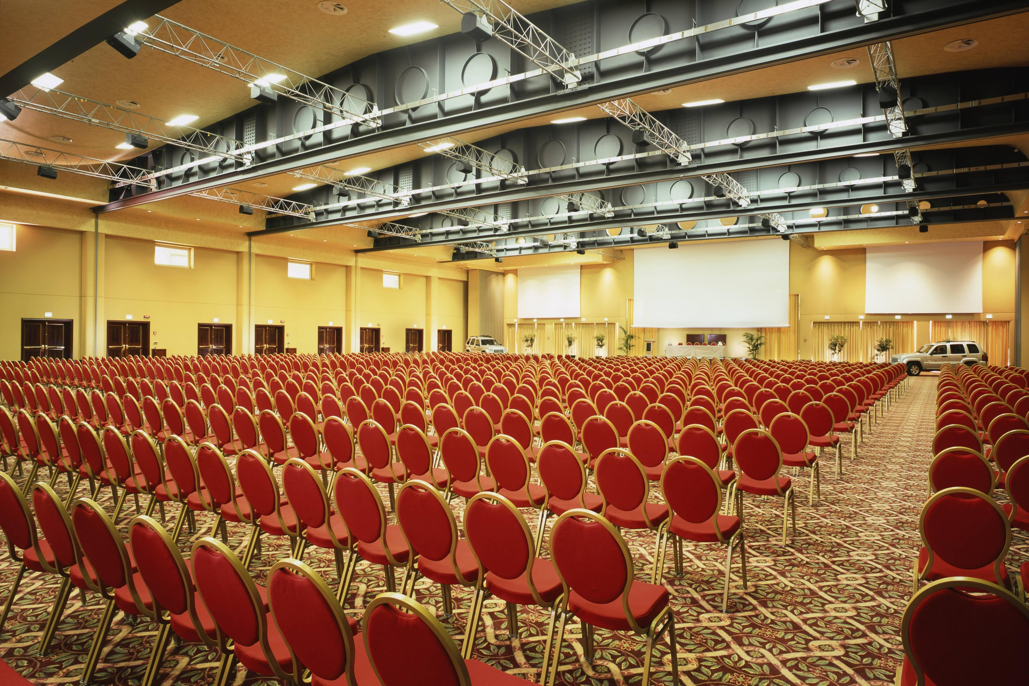 Conference centres and ballrooms in Europe