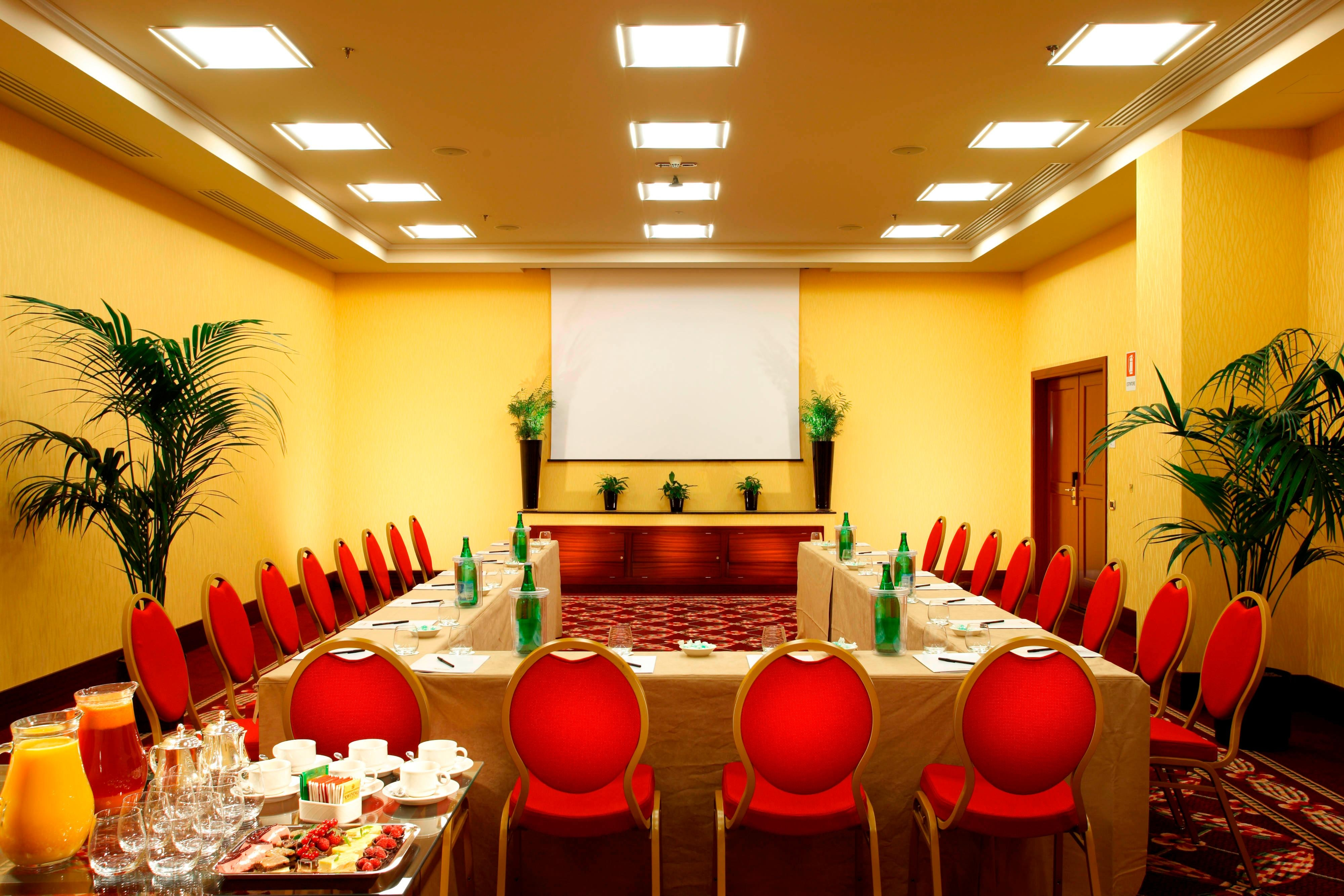 Tintoretto meeting rooms in Rome, Italy