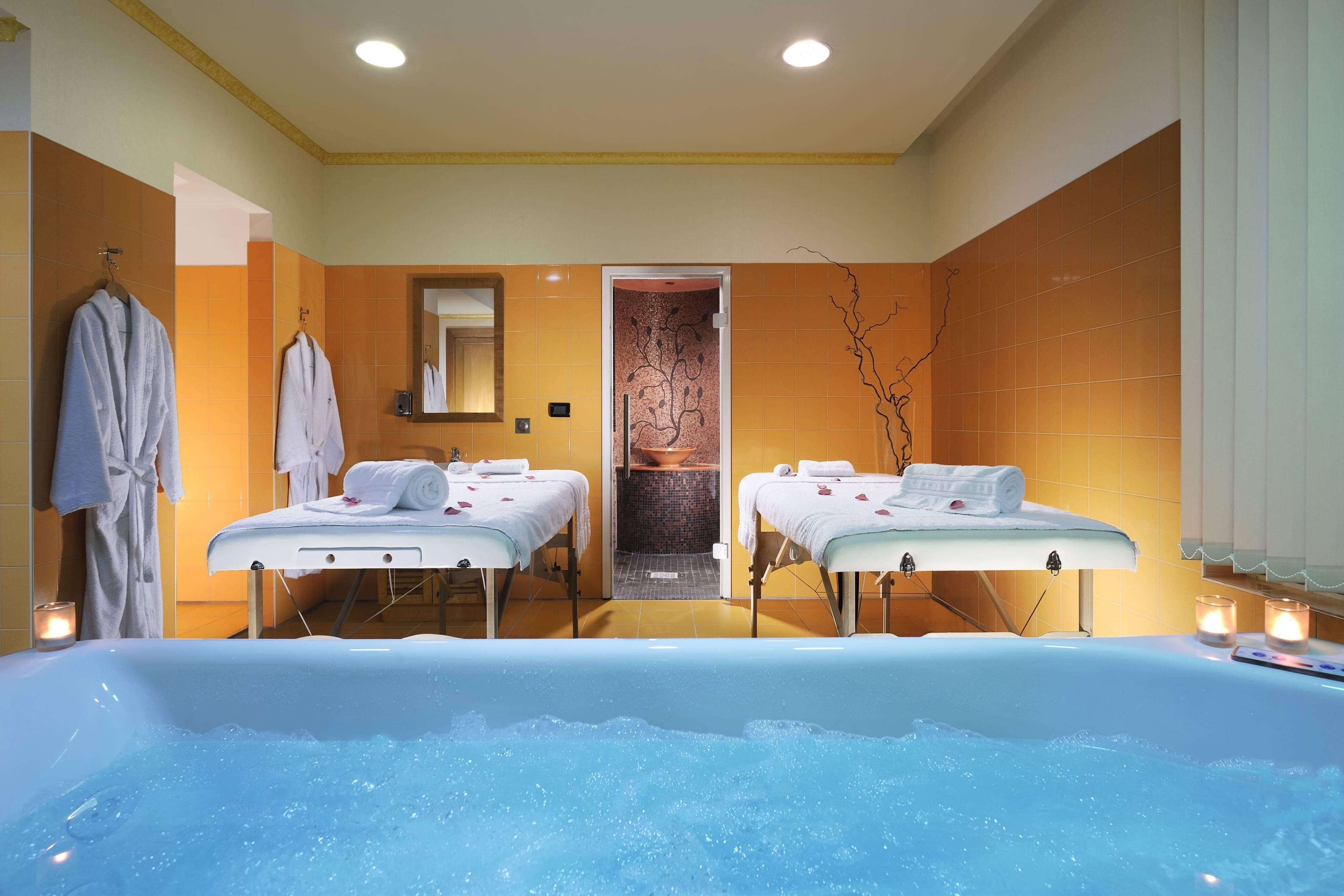 Hotel near Rome spa facilities