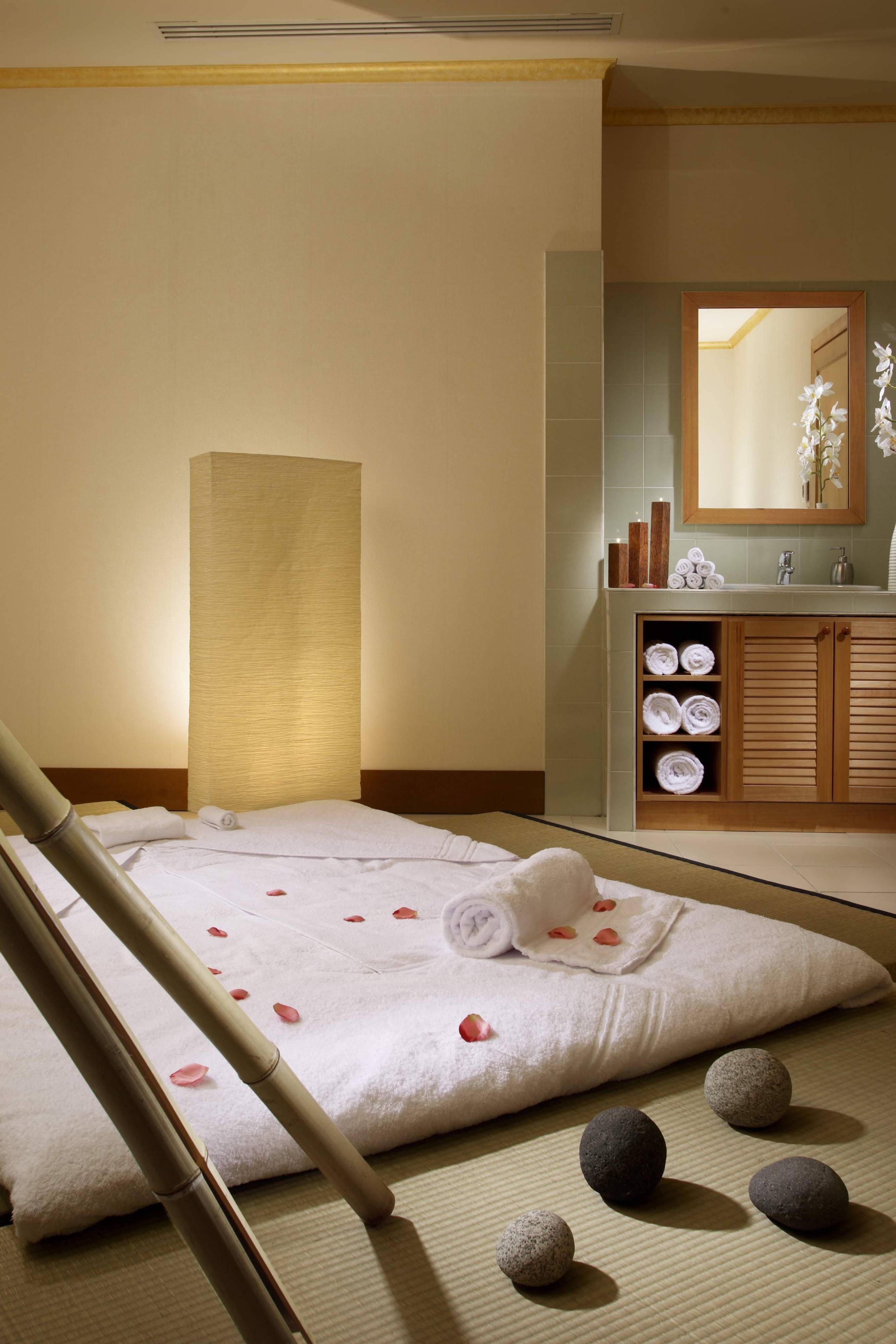 Rome hotel spa facilities