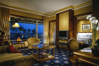 Suites del Rome Marriott Park Hotel