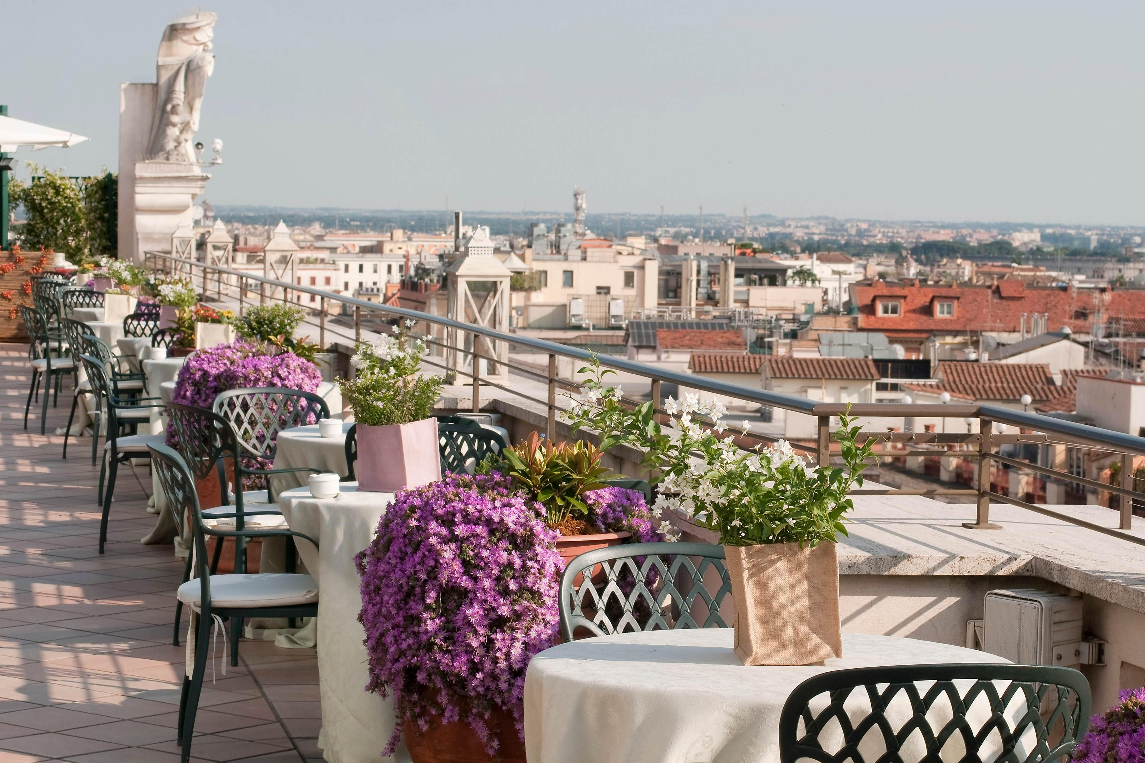 Événement de luxe à Rome, ViaVeneto