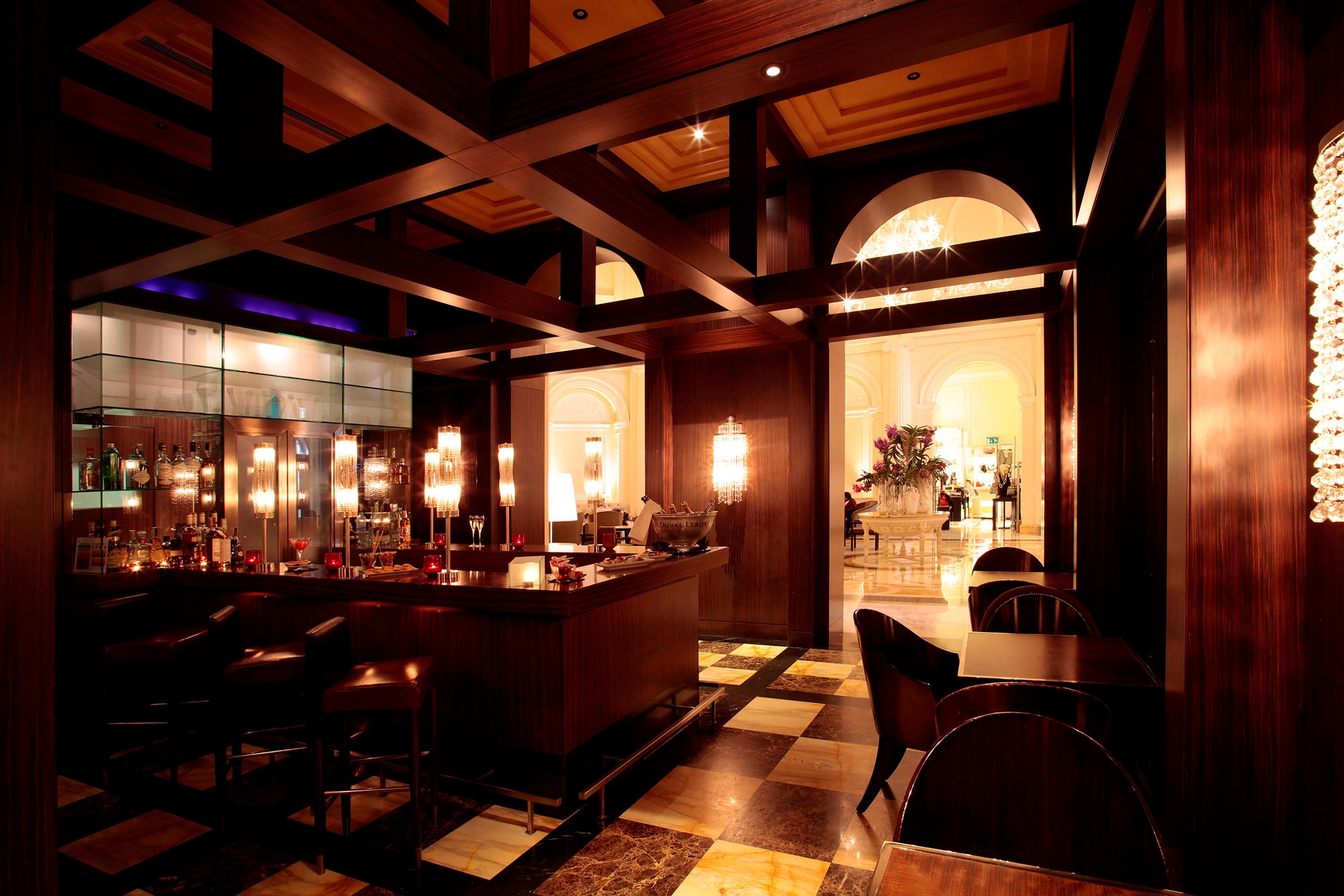 Restaurante de hotel em Roma