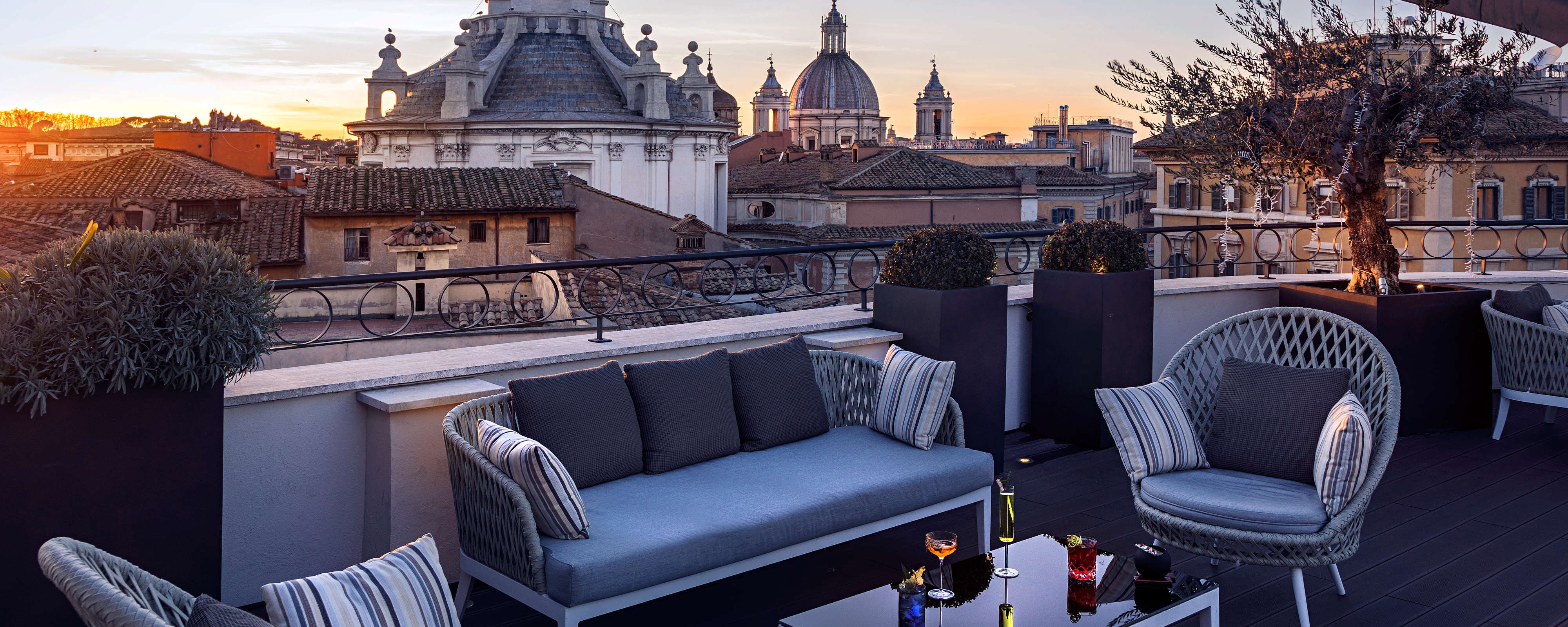 Rome Italy Boutique Hotel The Pantheon Iconic Rome Hotel