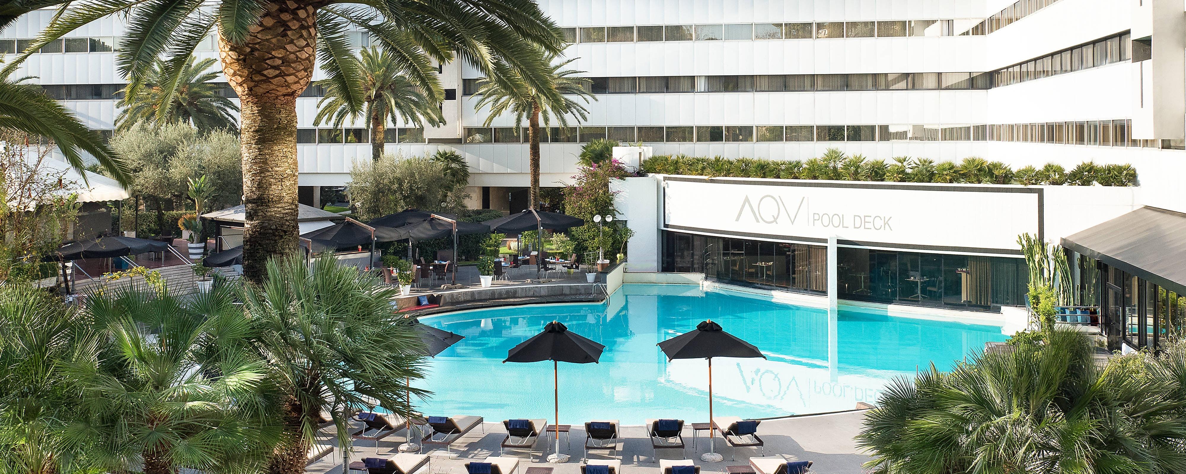 Hotel In Rome Sheraton Roma Hotel Conference Center