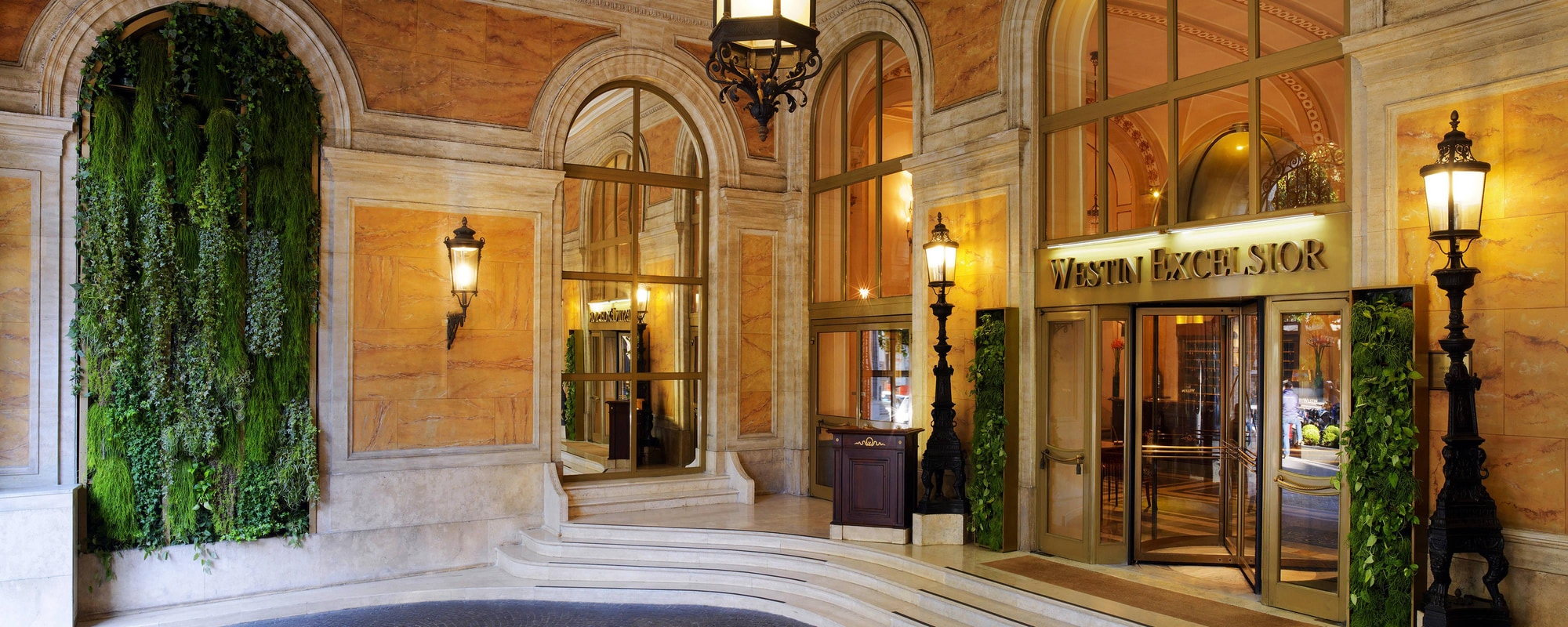 Wellness Hotel In Rome The Westin Excelsior Rome
