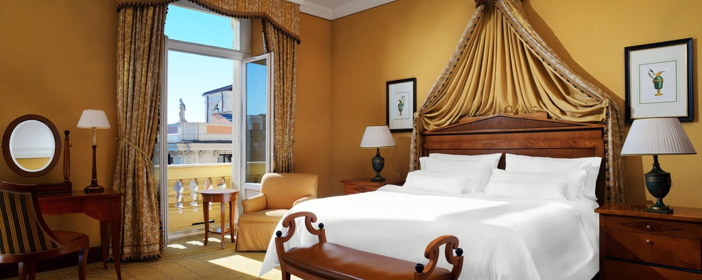 Hotel Rooms & Amenities | The Westin Excelsior, Rome