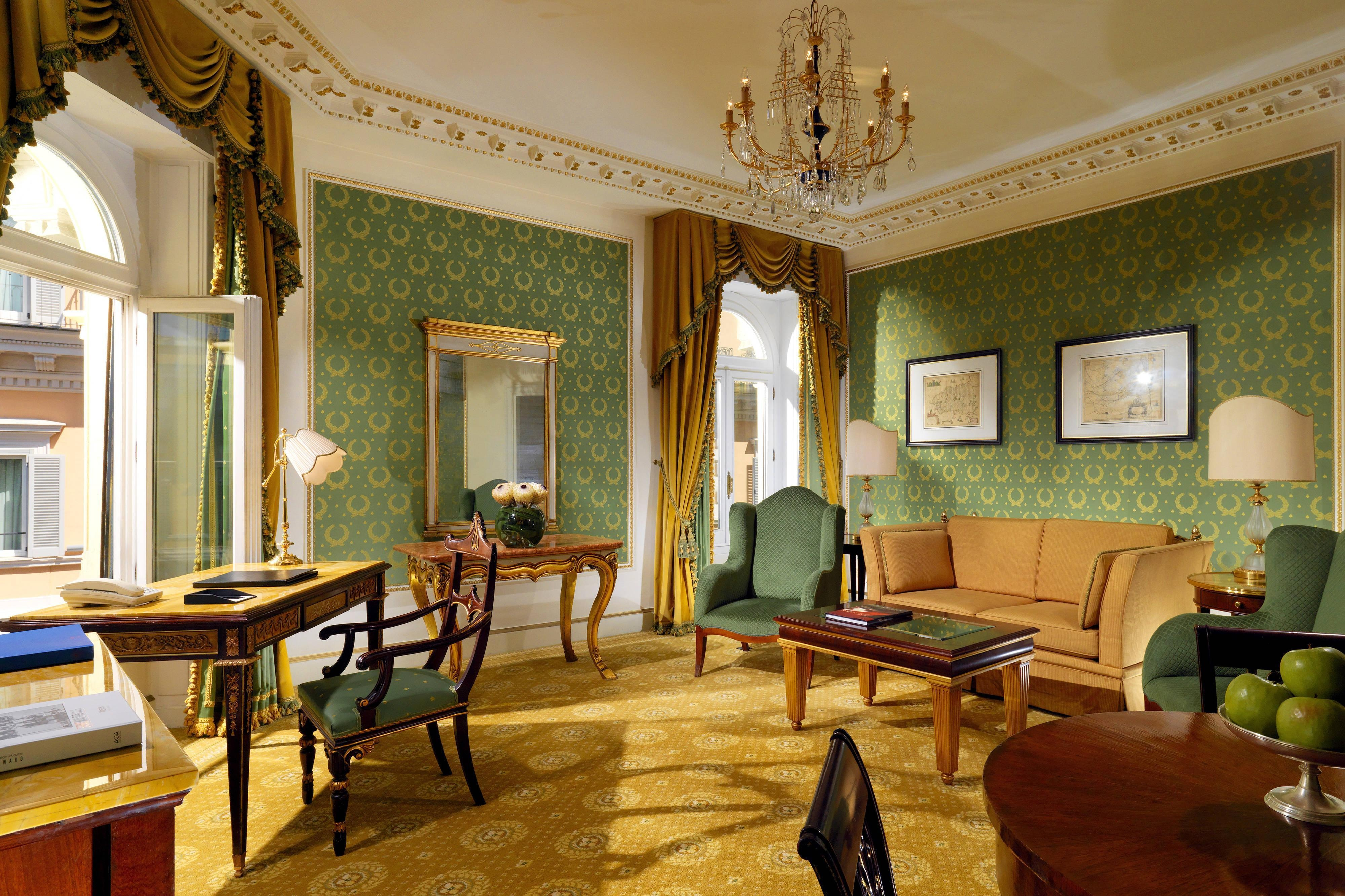 Grand Luxe Suite