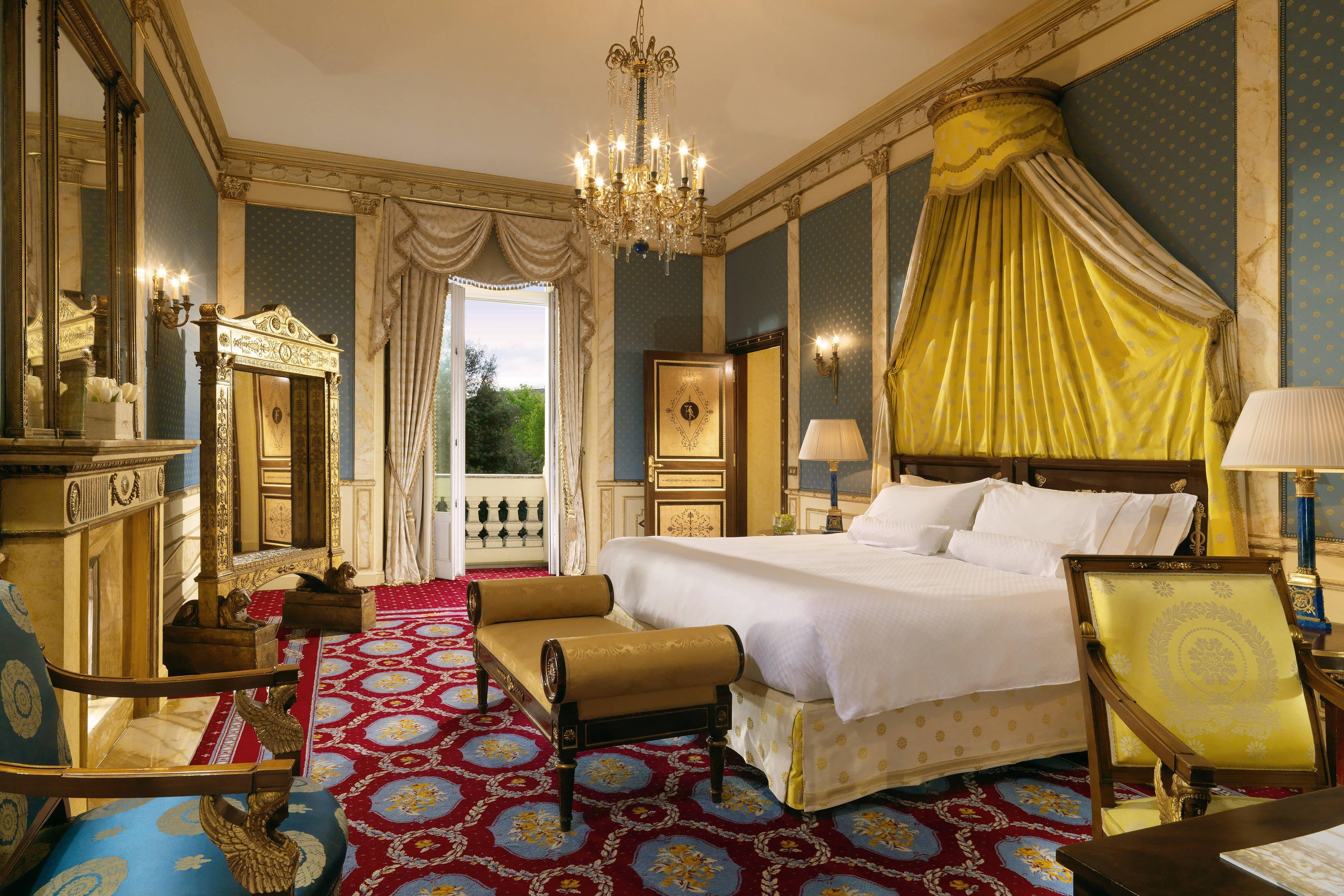 Imperial Suite - Bedroom