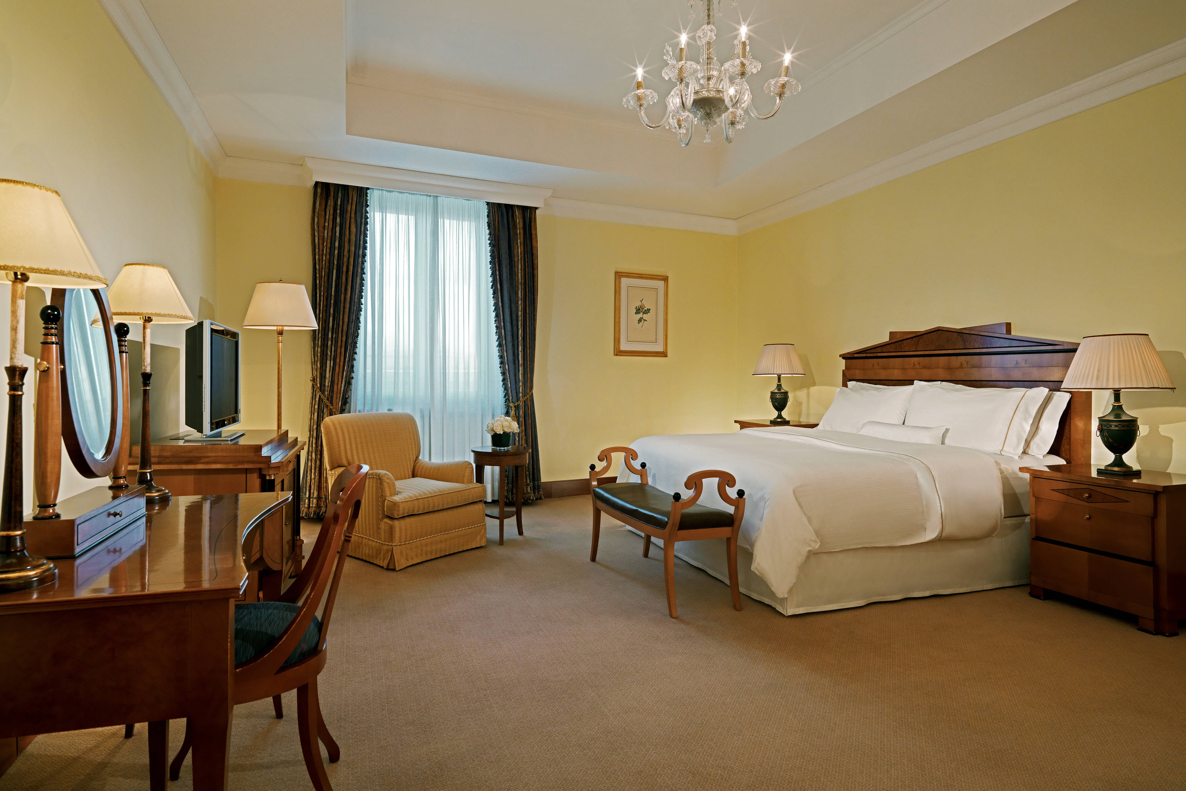 King Grand Luxe Suite