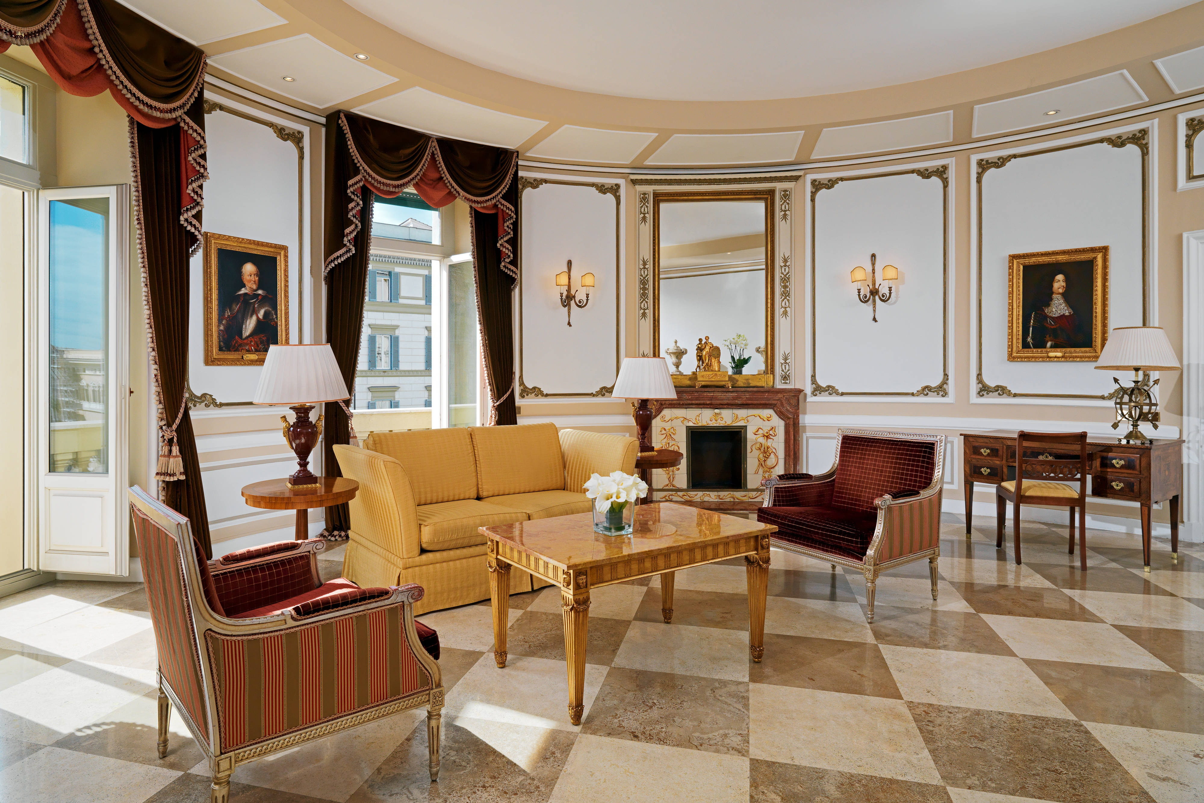 Veneto Suite - Living Room