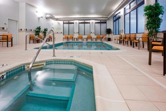 Rochester Minnesota Hotel Indoor Pool