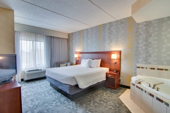 Rochester Minnesota Two Room Suite