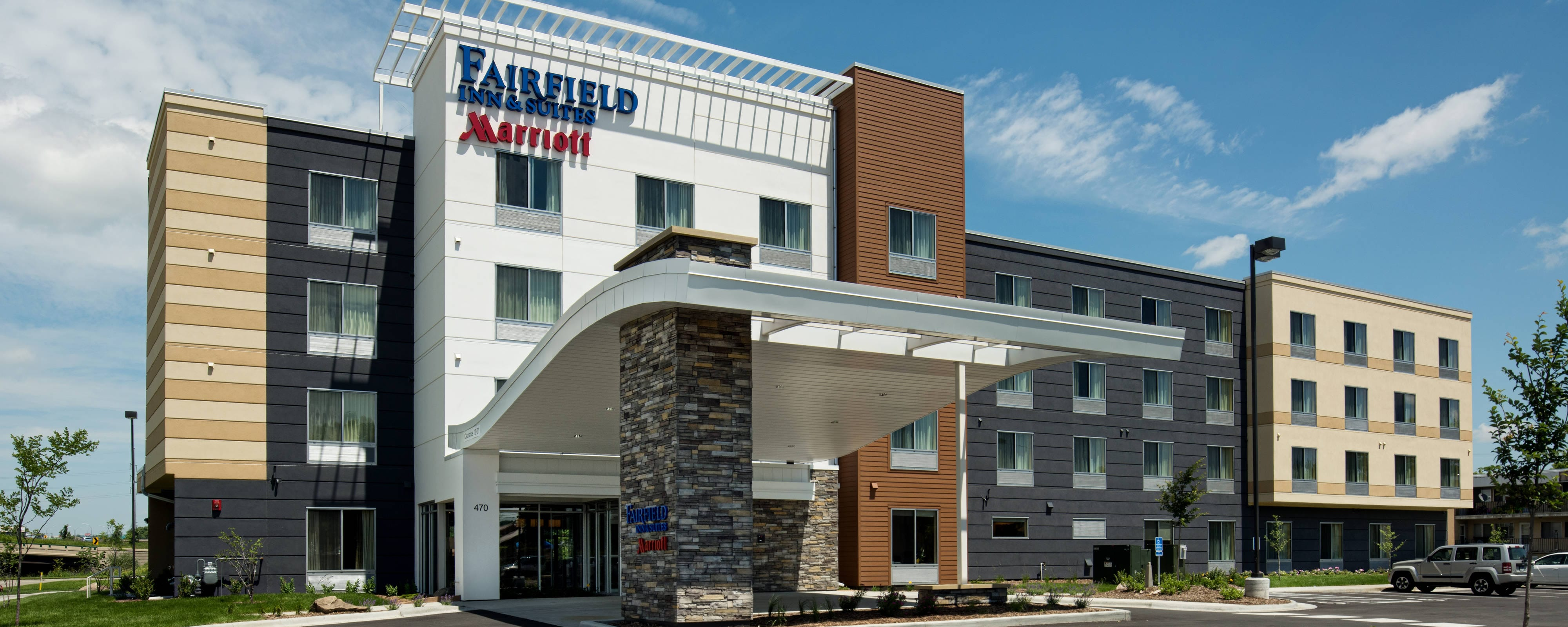 helpful maps and driving directions to fairfield inn suites rochester mayo clinic areasaint marys near rochester - Olive Garden Rochester Mn