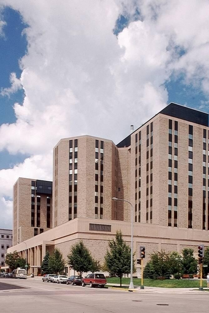 Downtown Rochester hotel