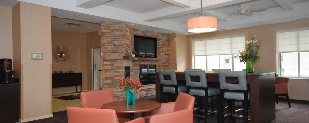 Residence Inn Hearth Room