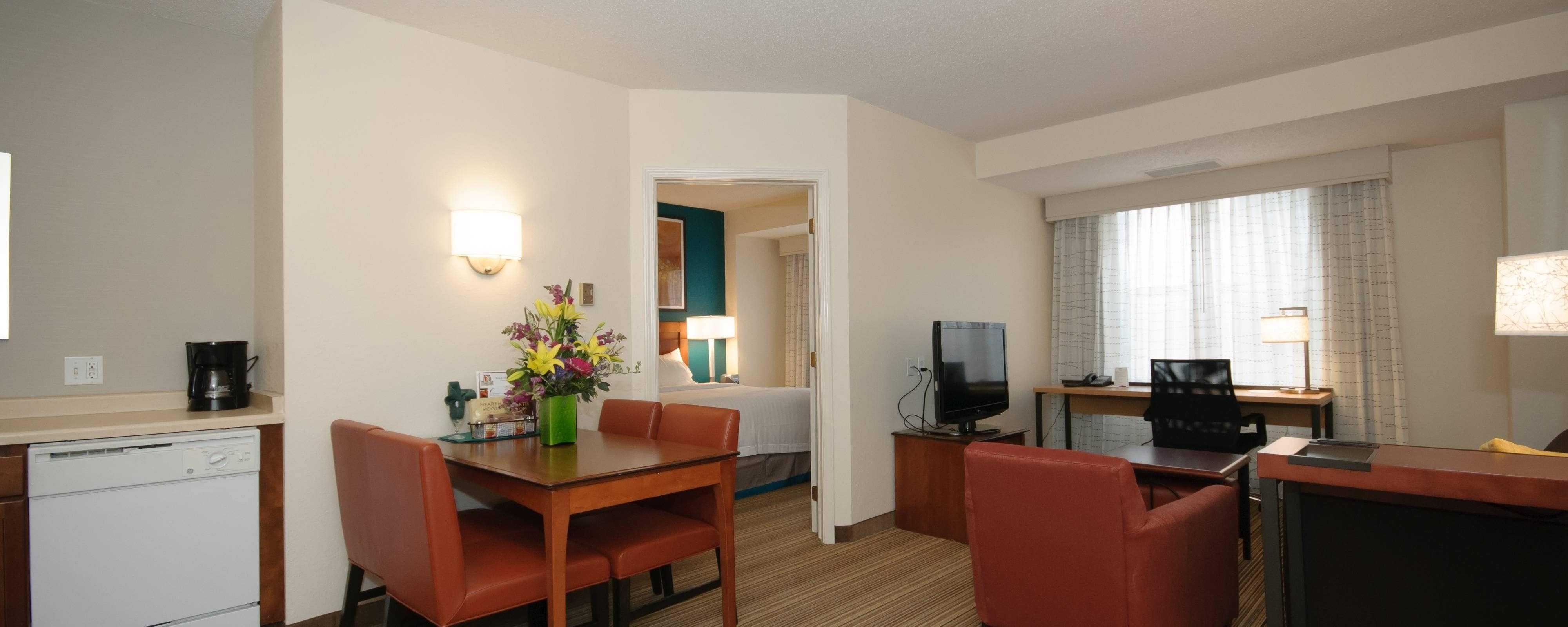 Residence Inn Bedroom