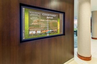 Courtyard Marriott GoBoard in Fort Myers