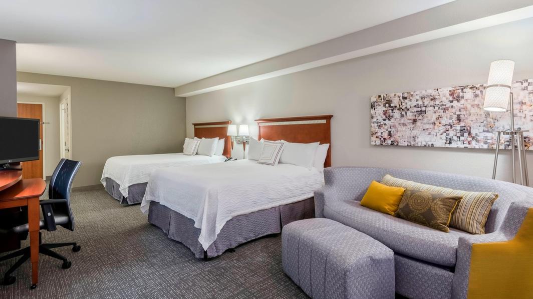 Habitación Ejecutiva del hotel en Fort Myers