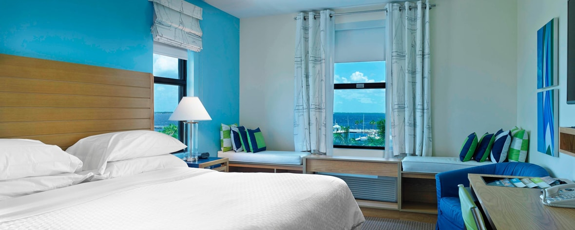 Guest Room Harbor View