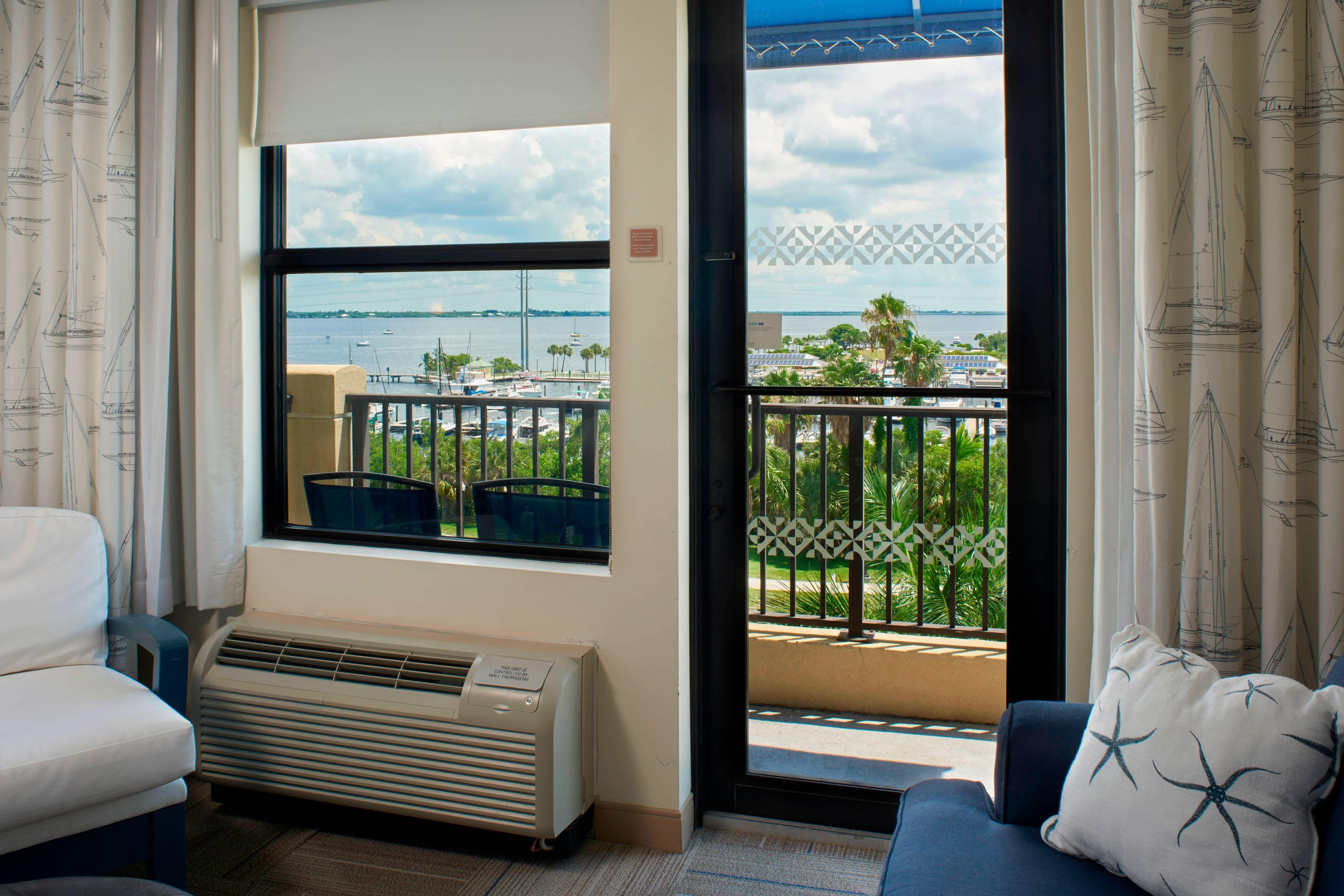 Guest Room - Balcony View