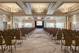 Everglades Ballroom - Theater Setting